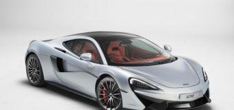 Η νέα McLaren 570 GT