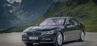 Η νέα υβριδική γενιά της BMW 7 Series
