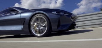 Video: BMW Concept 8 Series