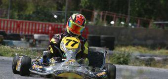 Ο Φώτης Σωτηρόπουλος στο Πανευρωπαϊκό Πρωτάθλημα Karting