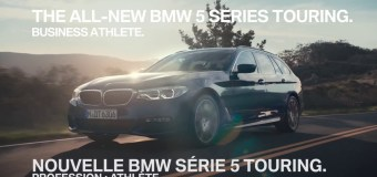 Video: BMW 5 Touring