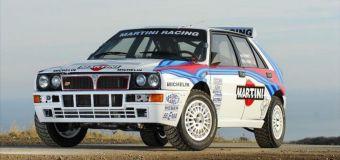Πωλείται αυτοκίνητο μύθος του WRC