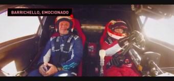 Video: Η συγκινητική στιγμή του Rubens Barrichello