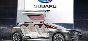 Η Subaru ετοιμάζει ηλεκτρικό μοντέλο