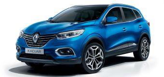 Ανανεώθηκε το Renault Kadjar