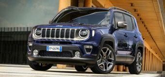 Jeep Renegade από 18.900€