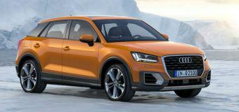 Ανακαλούνται 197 Audi Q2