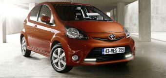 Ανακαλούνται 14.428 Toyota Aygo