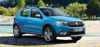 Νέοι κινητήρες για το Dacia Sandero Stepway