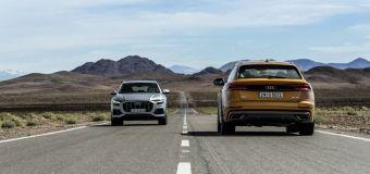 Δύο νέοι κινητήρες για το Audi Q8