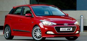 Η Hyundai ετοιμάζει το i20 N