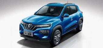 Το ηλεκτρικό Renault City K-ZE