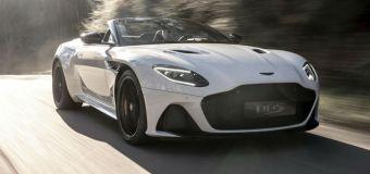 Η νέα Aston Martin DBS Superleggera Volante
