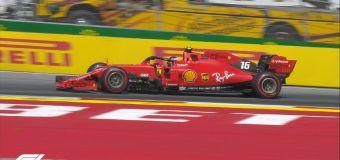 Ο Leclerc στην Pole Position του Αυστριακού GP
