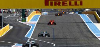 Άνετη νίκη για τον Hamilton στη Γαλλία