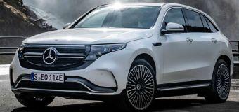 Η ηλεκτρική Mercedes EQC