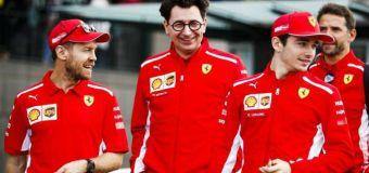 Binotto: Η Ferrari θα έχει τους ίδιους οδηγούς και το 2020