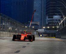 Pole Position για τον Leclerc στη Σιγκαπούρη