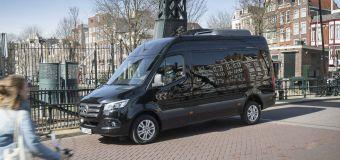 Ανακαλούνται 141 Mercedes-Benz Sprinter