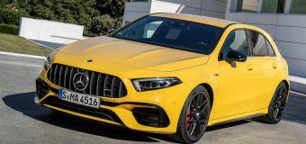 Διαθέσιμες στη χώρα μας οι Mercedes-AMG A 45 και CLA 45