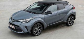 Ανανεωμένο Toyota C-HR από 21.270€