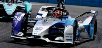 Ο Guenther νικητής στο Santiago για τη Formula e