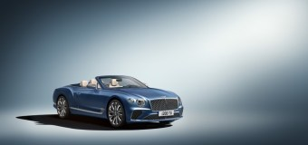 Η νέα πολυτελέστατη Bentley Continental GT Mulinner Convertible