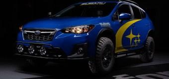 Το διαφορετικό Subaru XV