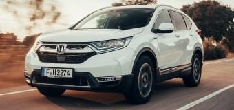 Μείωση τιμών στην υβριδική έκδοση του Honda CR-V