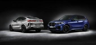 Ειδικές εκδόσεις για τις BMW X5 M και X6 M