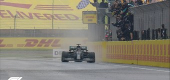 Νίκη Hamilton και 7ο Παγκόσμιο Πρωτάθλημα στην Τουρκία