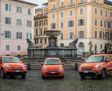 Ανανεώθηκαν τα Fiat 500, 500X και 500L