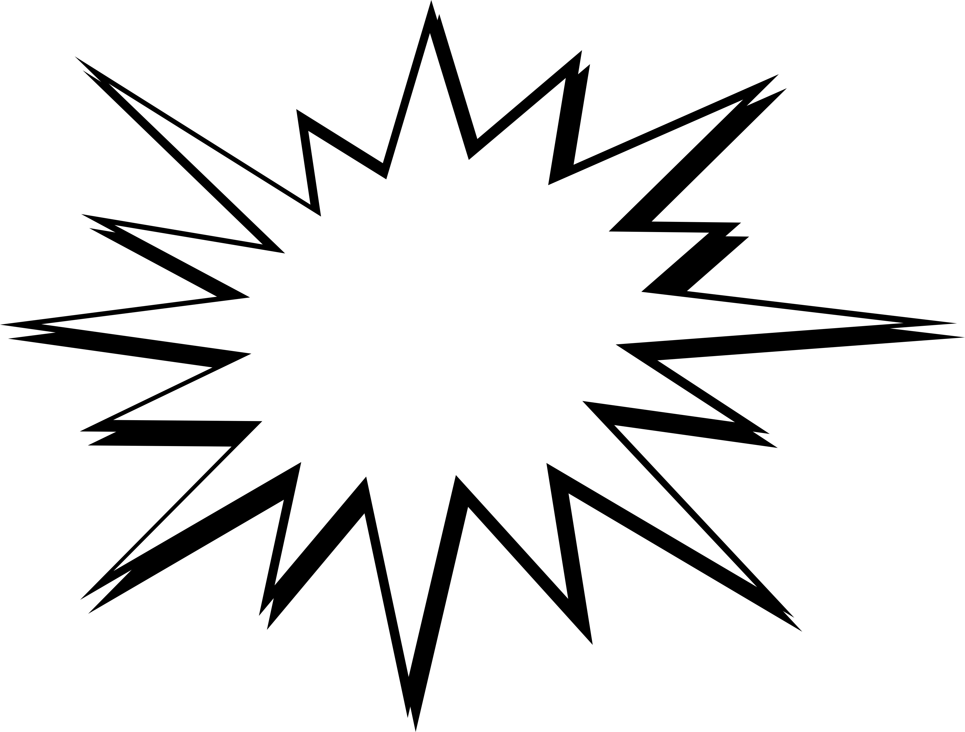 20 Comic Boom Explosion Vector Transparent Svg Vol
