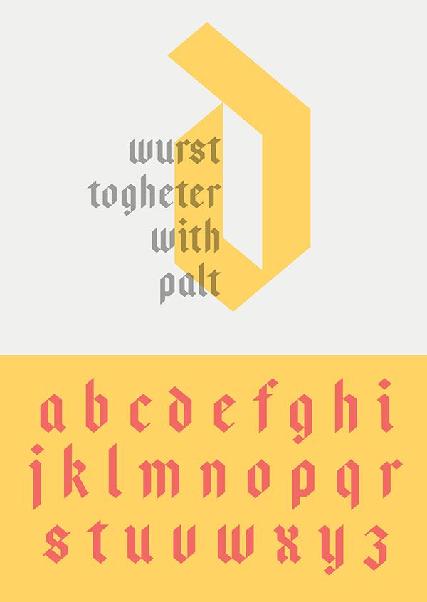 Bajern-fonts