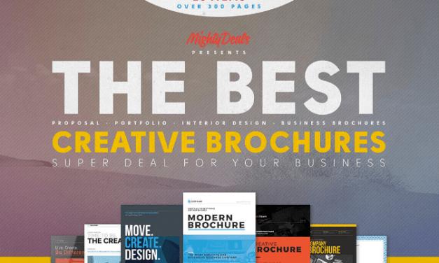 20 Creative Brochures Templates