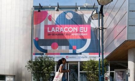 Rebranding Laracon EU 2017
