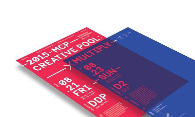 MCP – MULTIPLY Exhibition Identity Design