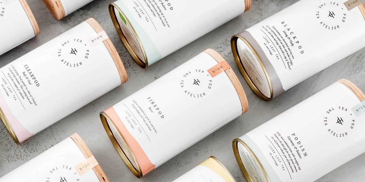 Teapod – The Tea Atelier
