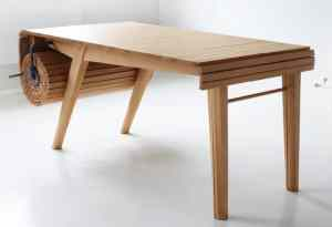 Roll Out table by Marcus Voraa 1