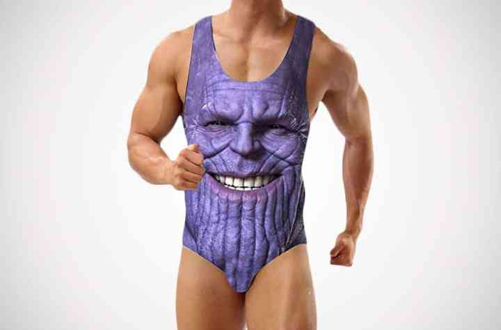 mens one piece thanos 39341