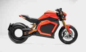 Verge Motorcycles TS