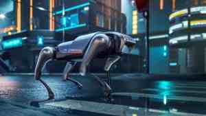 open source robot dogs