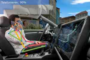 AI driving control system