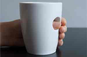 hand-warming cup