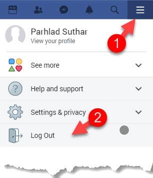 facebook-account-logout-kaise-kare