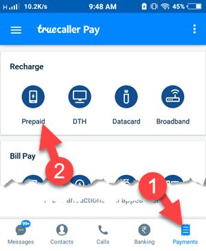 mobile-recharge-truecaller-upi