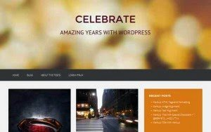 celebrate_wordpress_theme_free