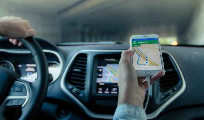 Navigation Apps for iPhone
