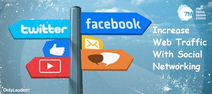 Increase Website Traffic With Social Networking