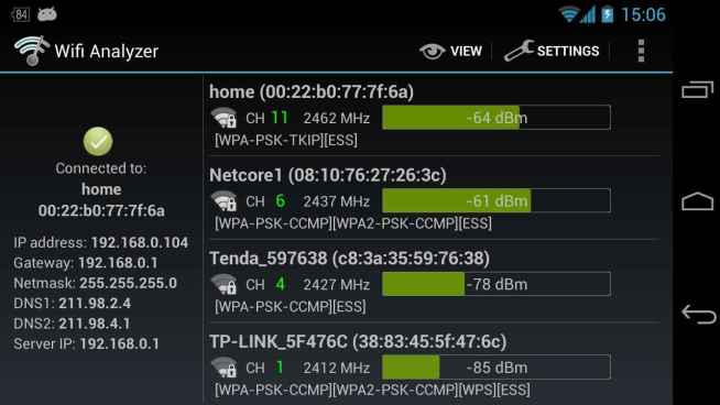 Android And Wifi